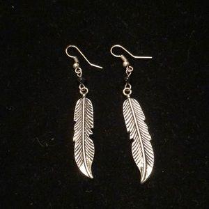 Jewelry - Silver Earrings. NWOT